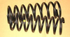 Paar Spiralfedern Hinterachse, verstärkt / Pair coil springs rear axle, heavy duty