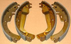 Bremsbackensatz hinten / Brake shoe kit rear